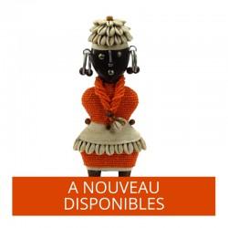 Statuettes poupées Namji...