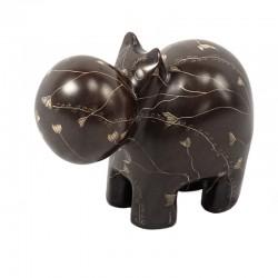 Gusii, les hippos en pierre...