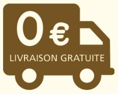 Livraison gratuite à partir de 200€ d'achat